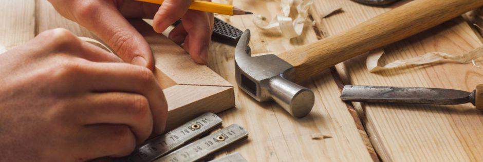 Schreinerei, Holz, Werkzeug